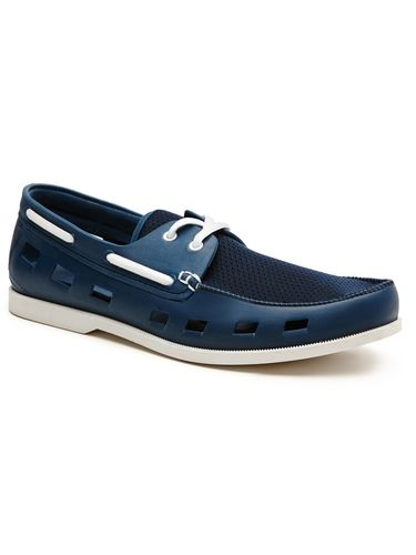 Rubber Boat Shoe from Perry Ellis on Catalog Spree | Mens ...