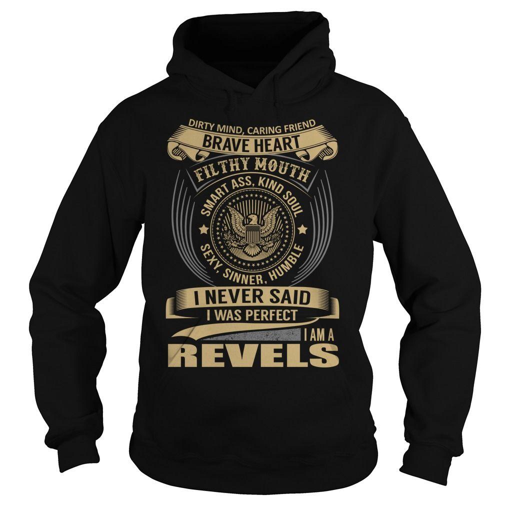 REVELS Last Name, Surname T-Shirt