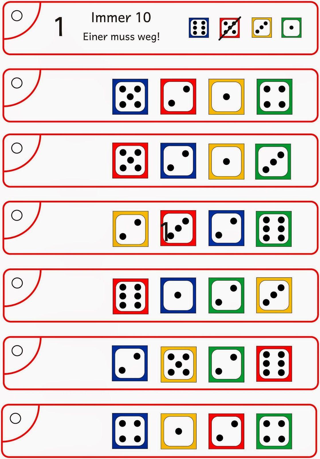 Mathespiele Klasse 6