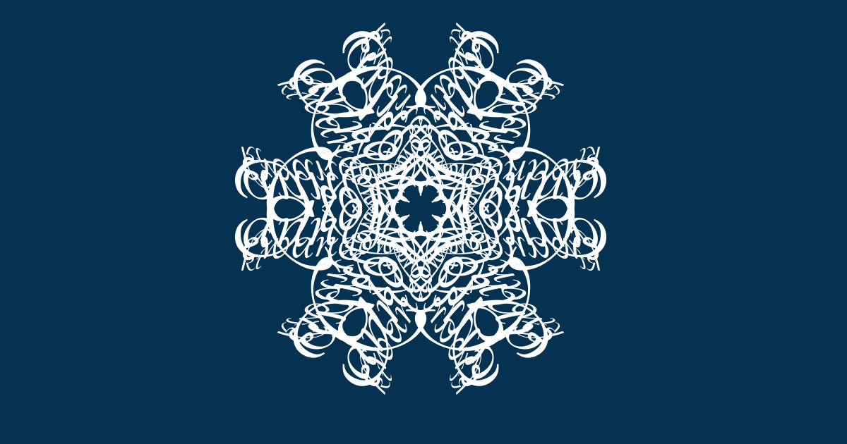 I've just created The snowflake of Giovanni Lewandowski.  Join the snowstorm here, and make your own. http://snowflake.thebookofeveryone.com/specials/make-your-snowflake/?p=bmFtZT1zdGlsbGJpcnRoZGF5LmNvbQ%3D%3D