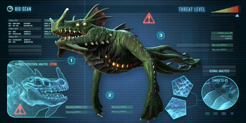 Pin by yawen wang on design | Subnautica creatures, Sea dragon