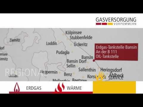 Gasversorgung Vorpommern Spot Event Partners Airline