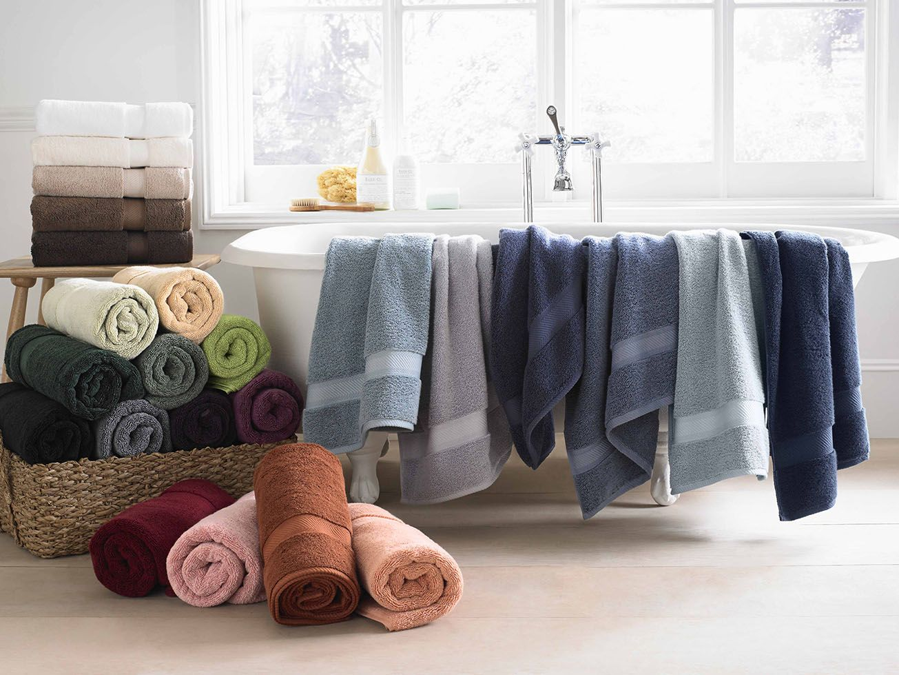 These Extra Absorbent Incredibly Soft Towels Will Look And Feel