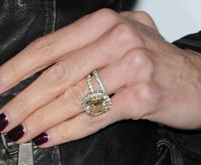 Yolanda Foster Wedding Ring