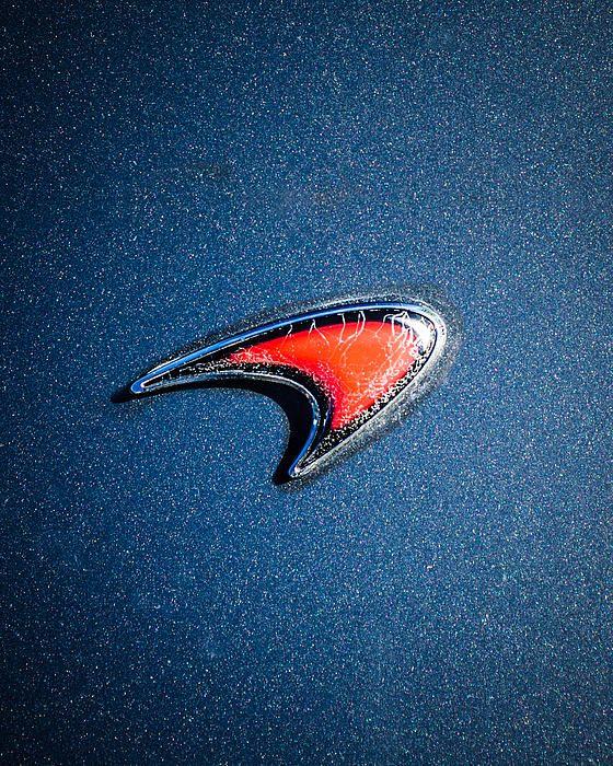 Mclaren Logo Mclaren Emblem Mclaren Logo Photographs Car