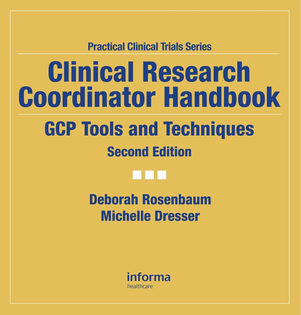 Clinical Research Coordinator Handbook (eBook Rental) in