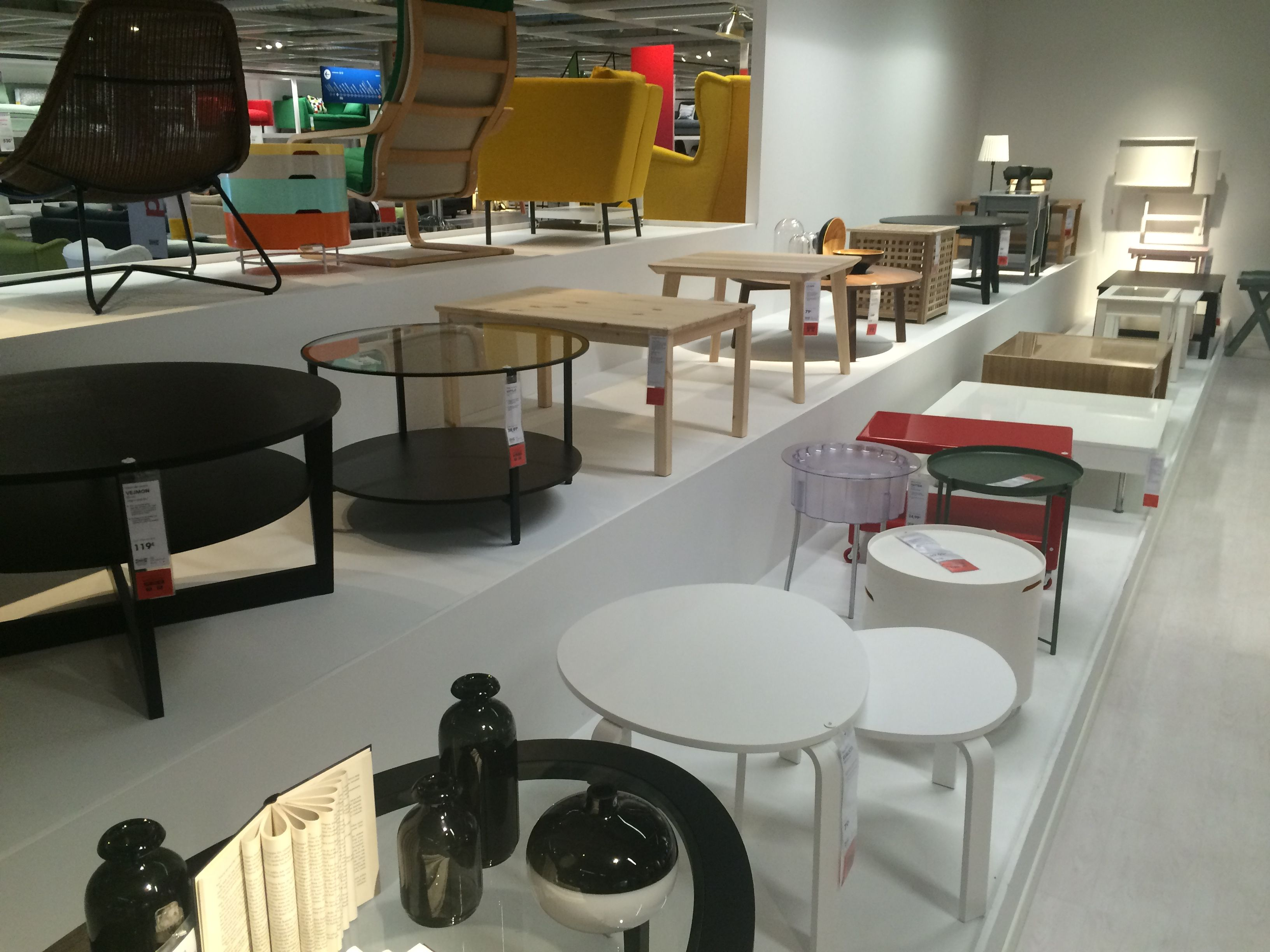 Ikea Alcorcon Madrid Coffee Table Overview [ 2448 x 3264 Pixel ]