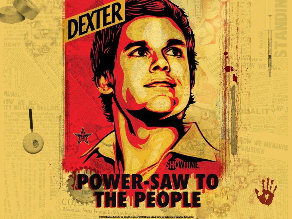 Dexter...I was told forever that I needed to start