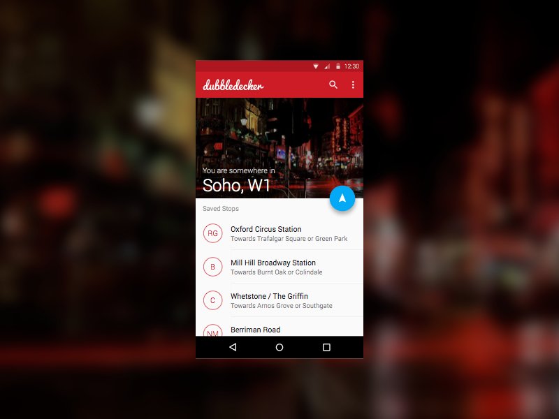 Dubbledecker - Android