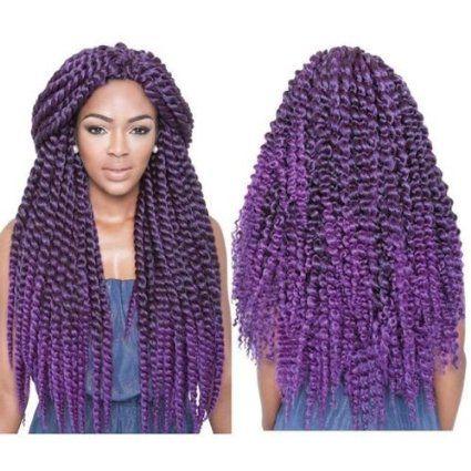 24 60cm 120 Grams Que Jumbo Senegal Twist 2x Crochet Bulk