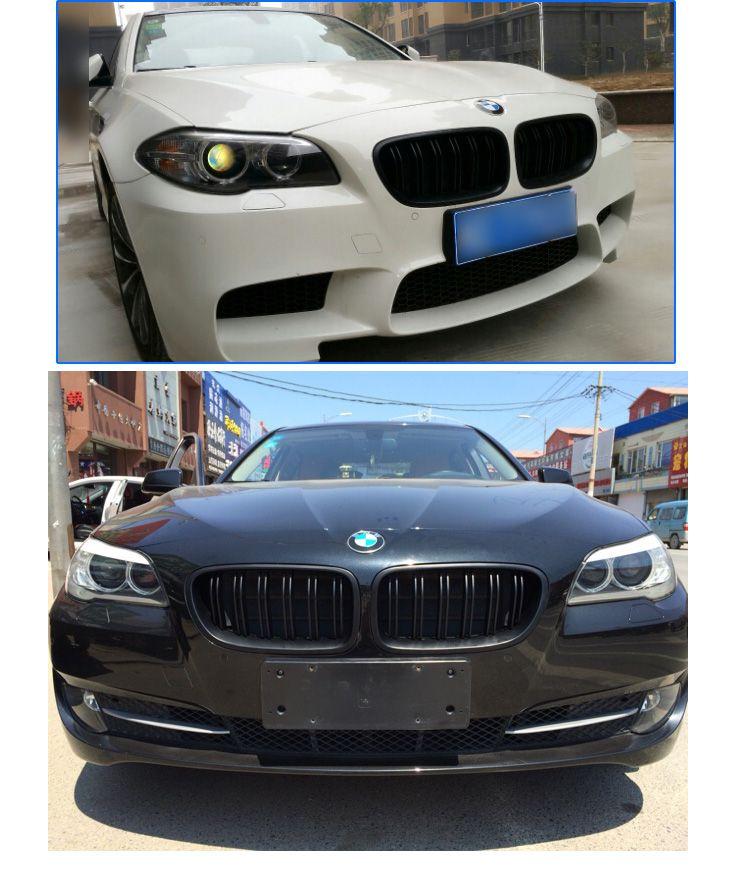 Fit For Bmw 5 Series 5 F10 F18 525li528li535li M5 Car Front Carbon