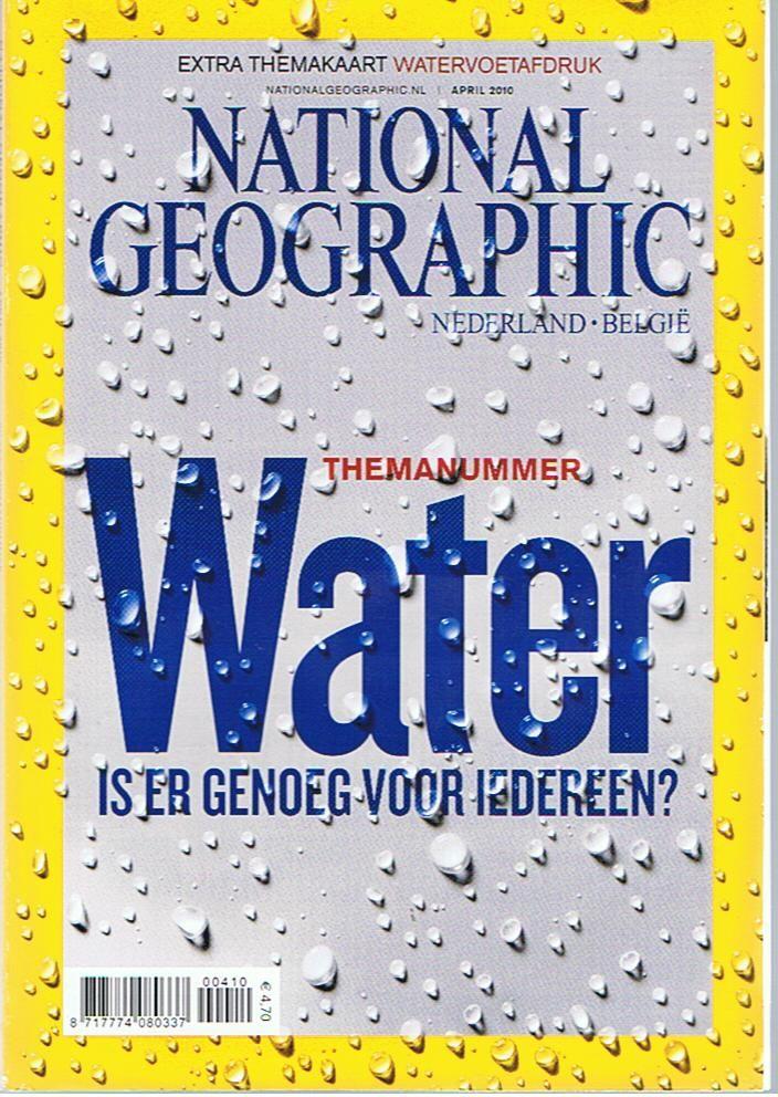 National geographic: Nederland-België