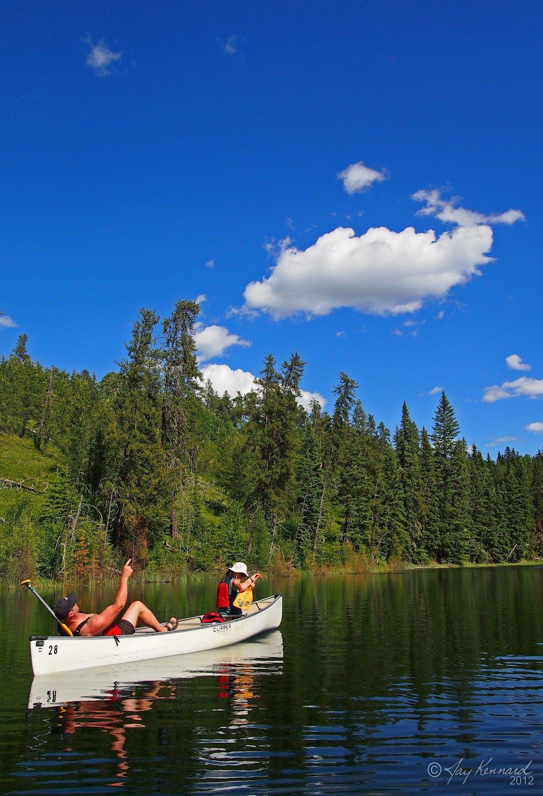 Exploring the Gem Lakes in Narrow Hills Provincial Park,