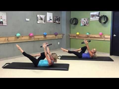 Magic Circle Pilates Mat - YouTube #magiccircle