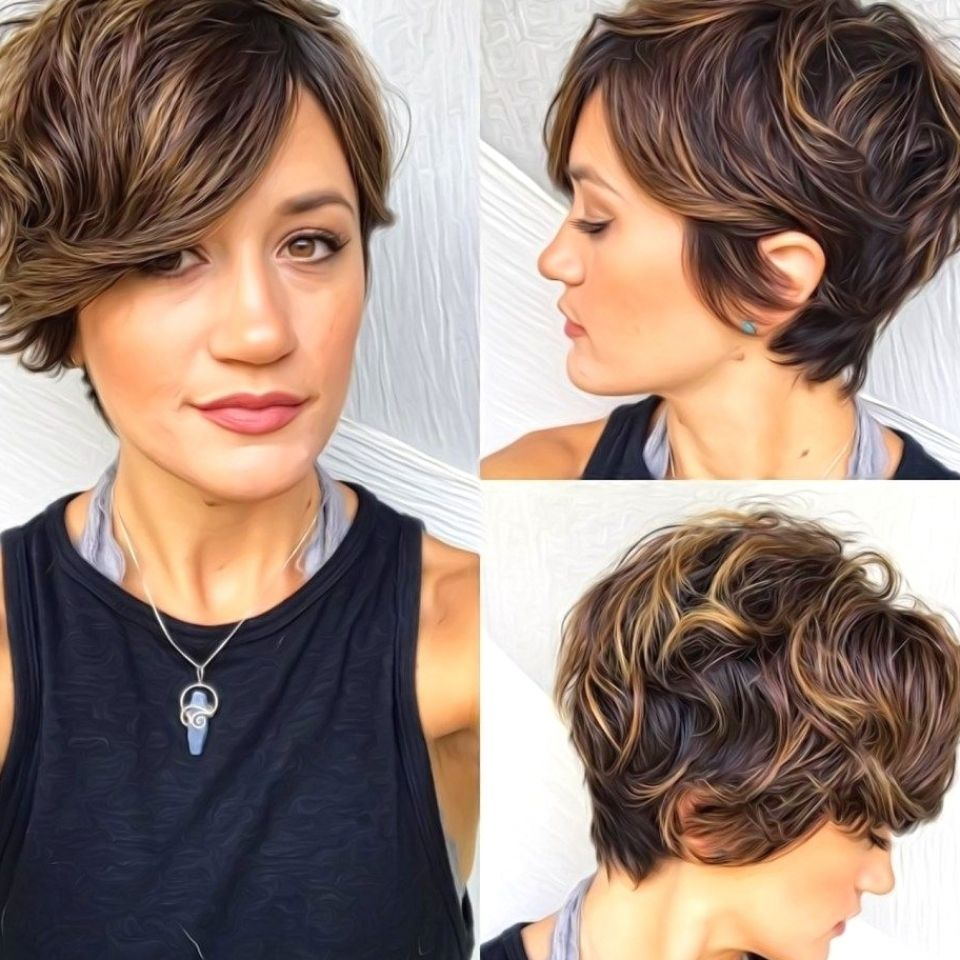 28+ Longer length pixie haircuts inspirations