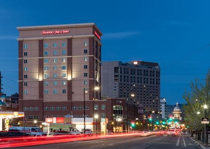 Hampton Inn Suites Boise Downtown Hotel Id