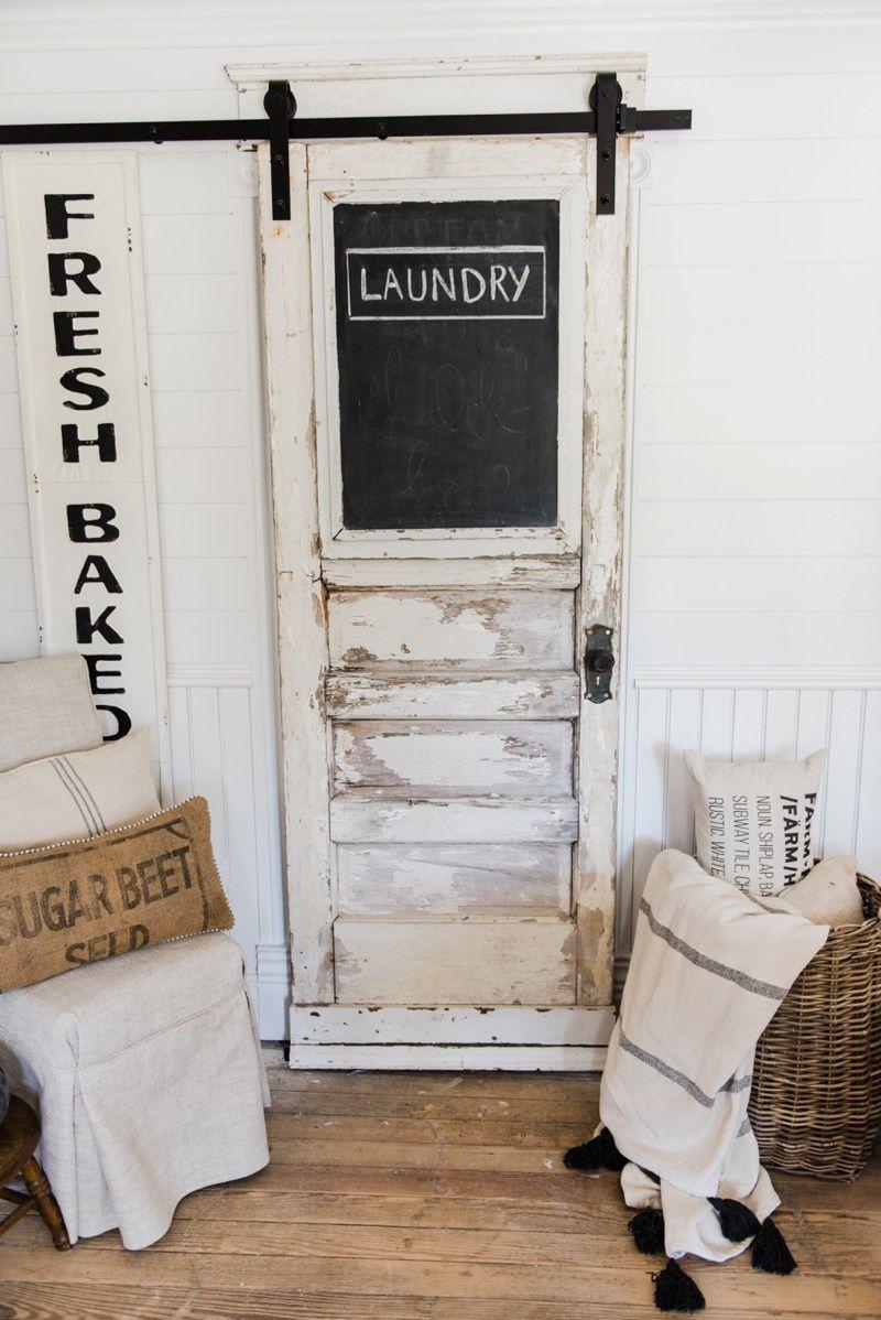Sliding Barn Door Laundry Room Door Laundry Room Doors Room