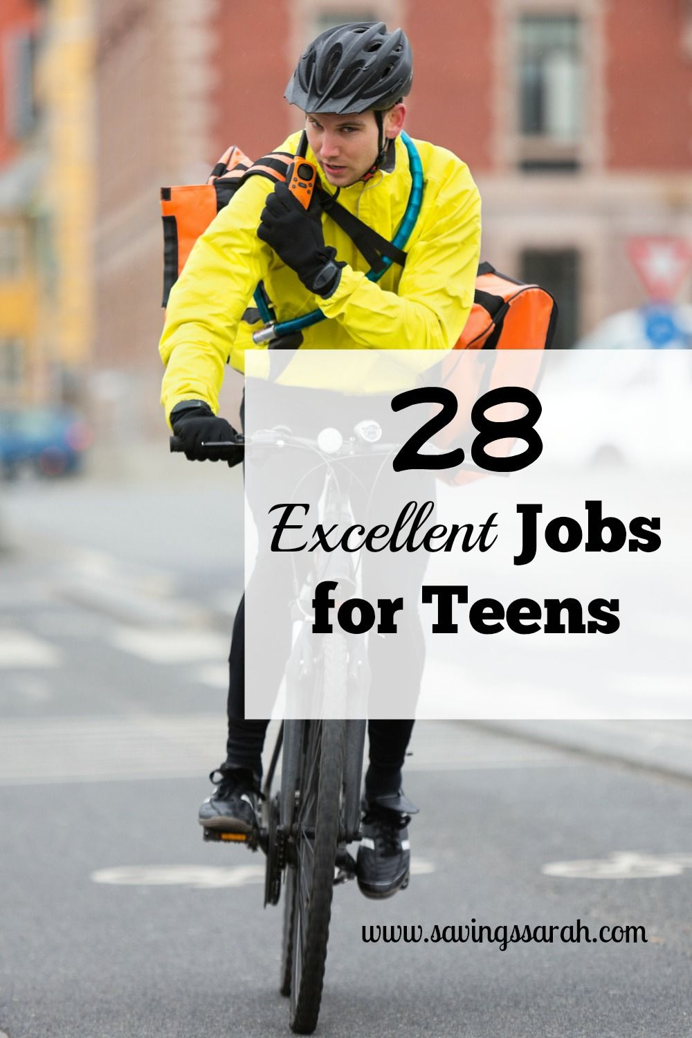 Parttime Jobs For Teenagers: 28 Excellent Jobs For Teens