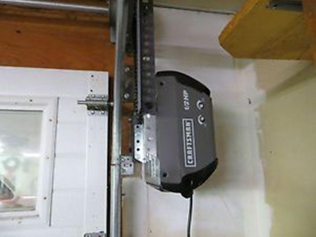 Garage Door diy garage door opener photos : Jackshaft Garage Door Opener | http://voteno123.com | Pinterest ...