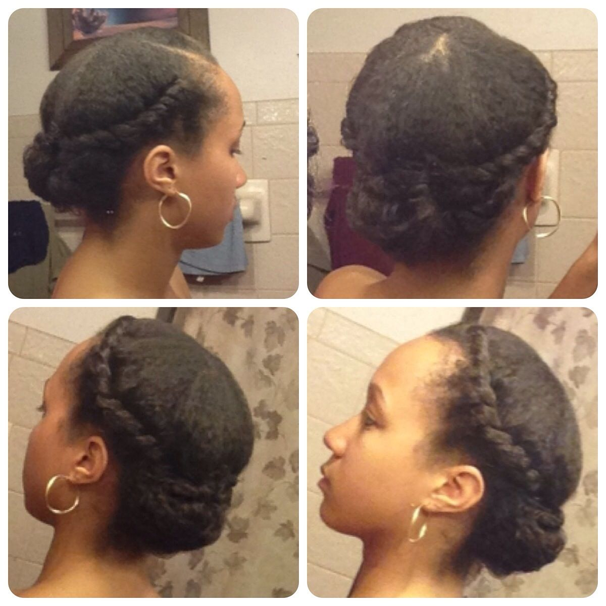Protective Styling/Natural Hair Care | hair | Pinterest ...