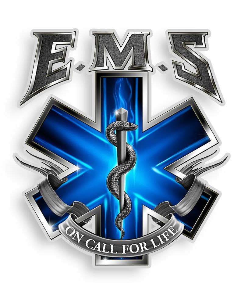 Ems decal 6 inch ems on call for life decal emt decal star of life ems decal 6 inch ems on call for life decal emt decal star of life decal biocorpaavc Gallery
