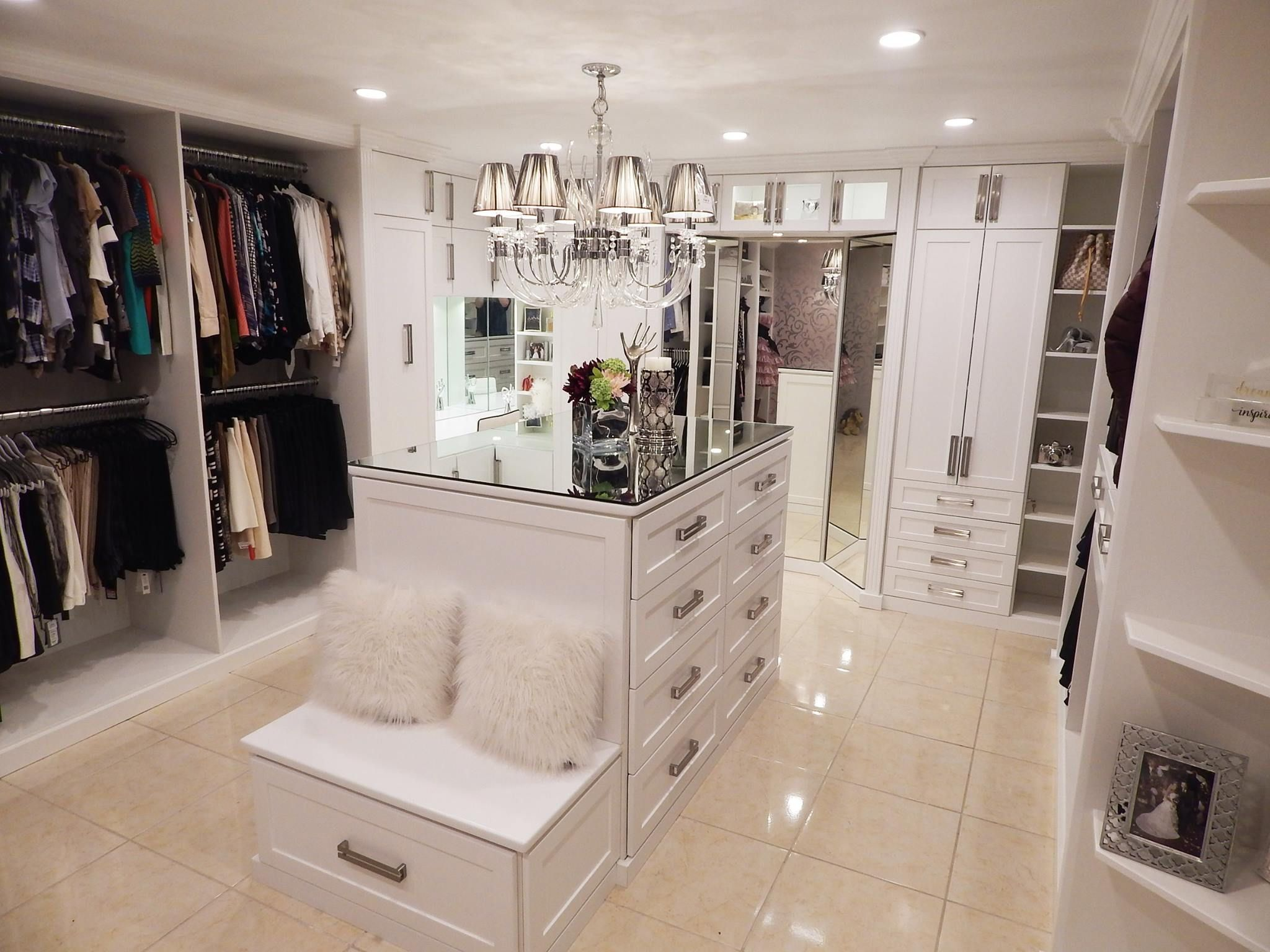 Your Dream Closet, Now With 3 Way Mirrors. Learn More Here: Https