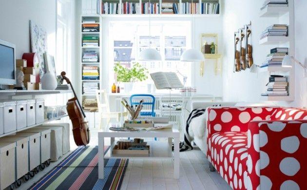 Ikea Möbel Beistelltisch Einrichtungsideen Jugendzimmer Arbeitszimmer Regale