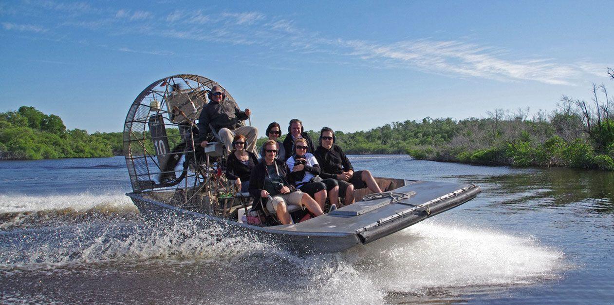 Shark Valley – Florida (United States of America) - World ...  |Everglades National Park Ecosystem