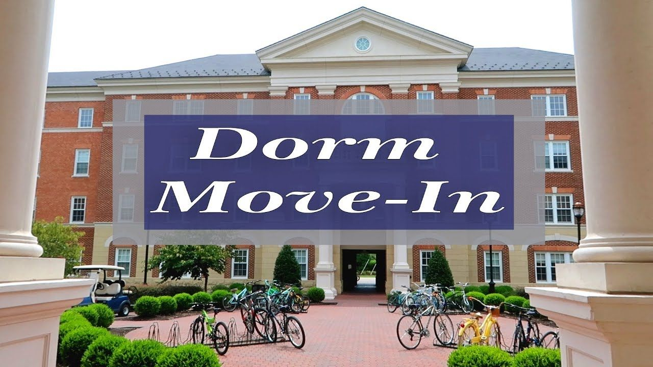 Cnu Dorm Move In Rappahannock River Hall Christopher Newport University University Dorms Student Apartment Dorm