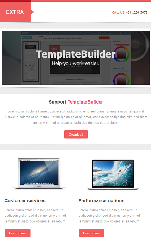 Top 10 Responsive Templates for Your Budget #email #emaildesign #emailmarketing #responsivetemplate