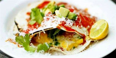 Beautiful Breakfast Tortillas Recipe - LifeStyle FOOD