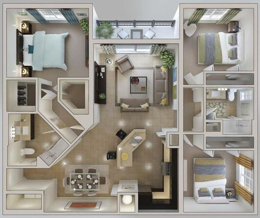 10 Plus Floor Plan Designer 1D 2D 3D There Are Various