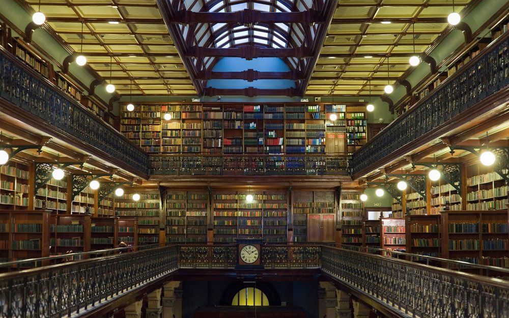 Beautiful Libraries Around the World Every Booklover