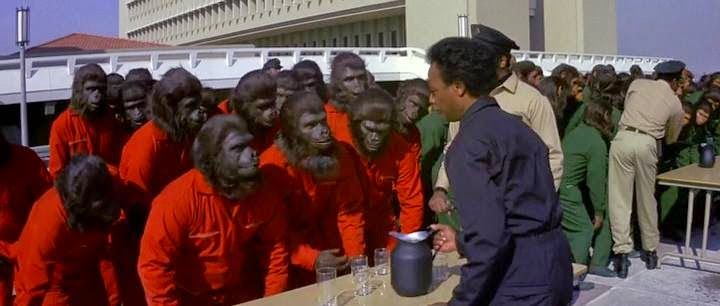 Archives Of The Apes: Conquest Of The Planet Of The Apes (1972) part 22