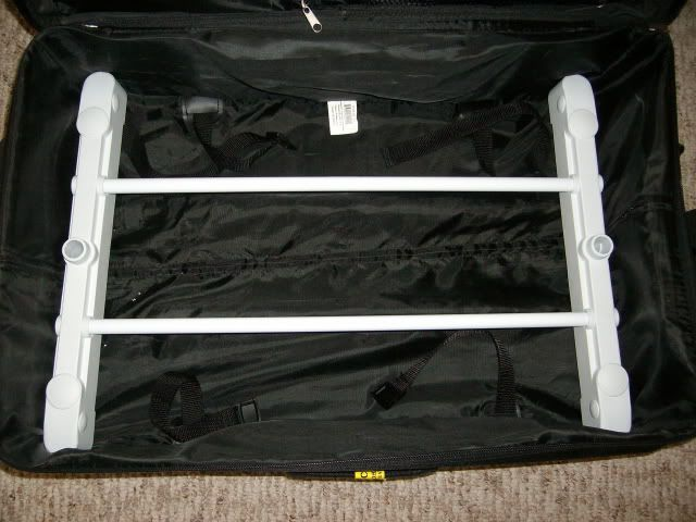 How To Make Your Own Rolling Bag With Rack Dance