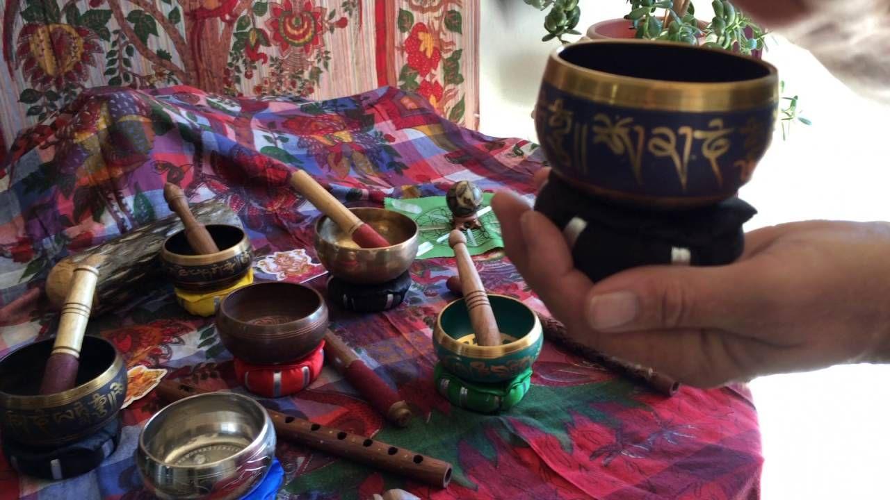 How to use a Singing Bowl Singing bowls, Tibetan singing