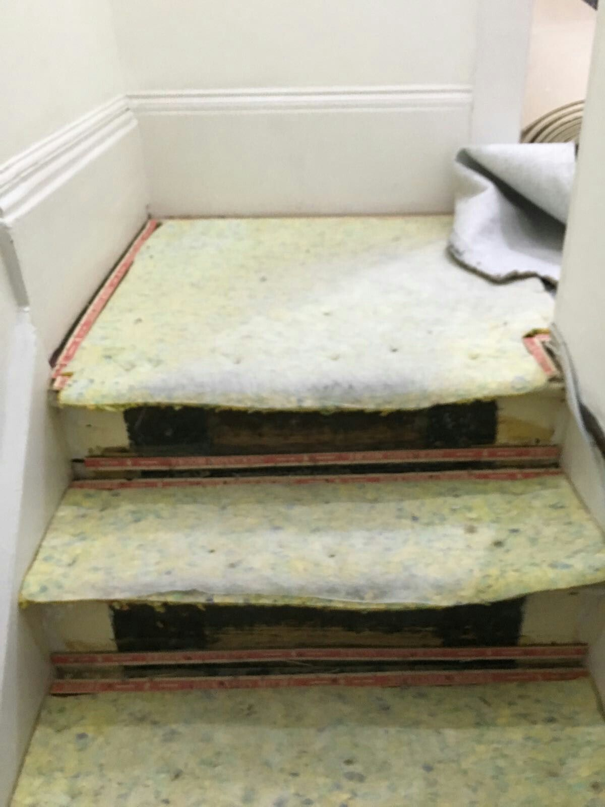 Pin By Cavendish Devere On Hall Stairs And Landing Carpet Fitting West Norwood Carpet Fitting Storage Bench Decor
