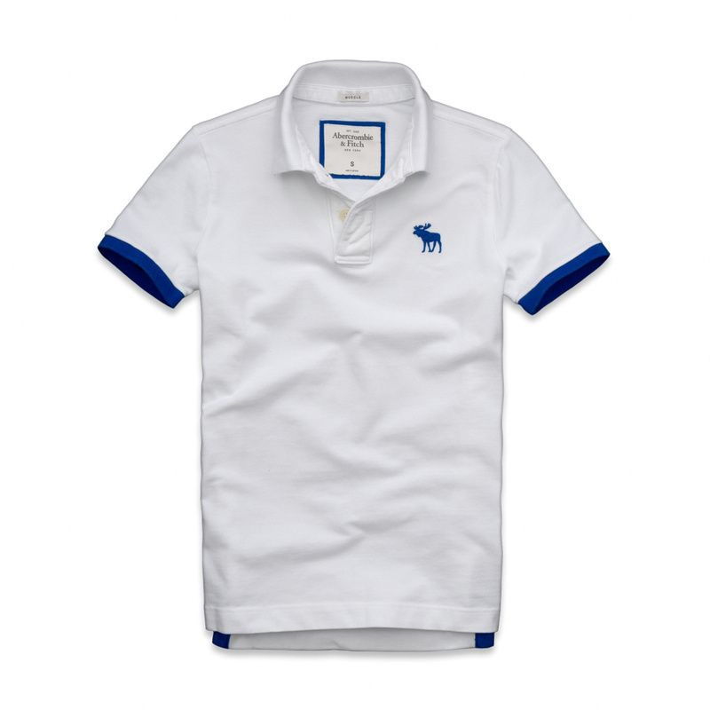 Cheap Abercrombie & Fitch Mens Polo Short T Shirts AFS1066 http:// abercrombie-