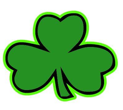 Saint Patricks Day Clipart Clover Clip Art Free Clip Art Clip Art Microsoft