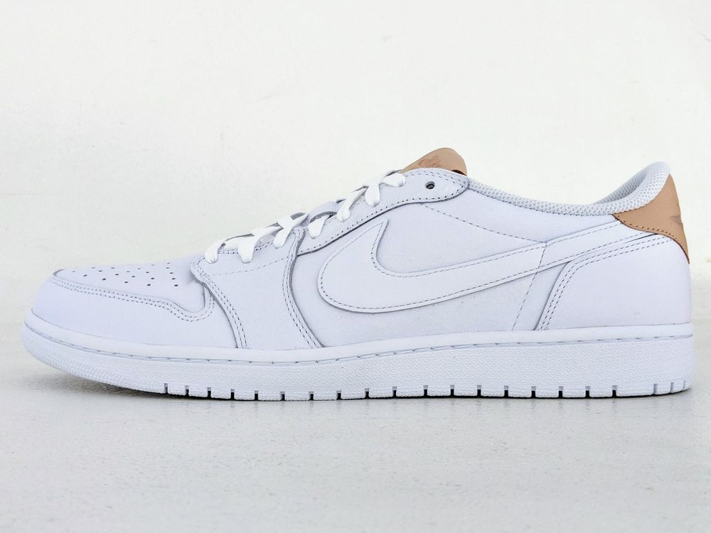 923614303cd89f Nike Air Jordan 1 Retro Low OG PREM Sz 15 White 905136-100 Limited Classic  DS  fashion  clothing  shoes  accessories  mensshoes  athleticshoes (ebay  link)