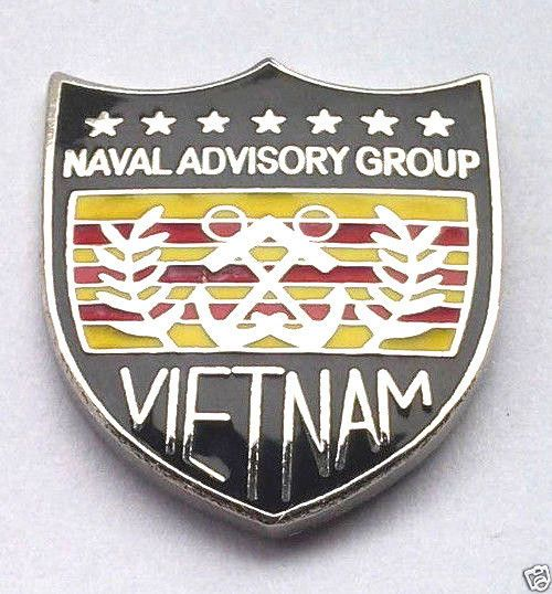 4.99 Us Navy Naval Advisory Group Vietnam Military