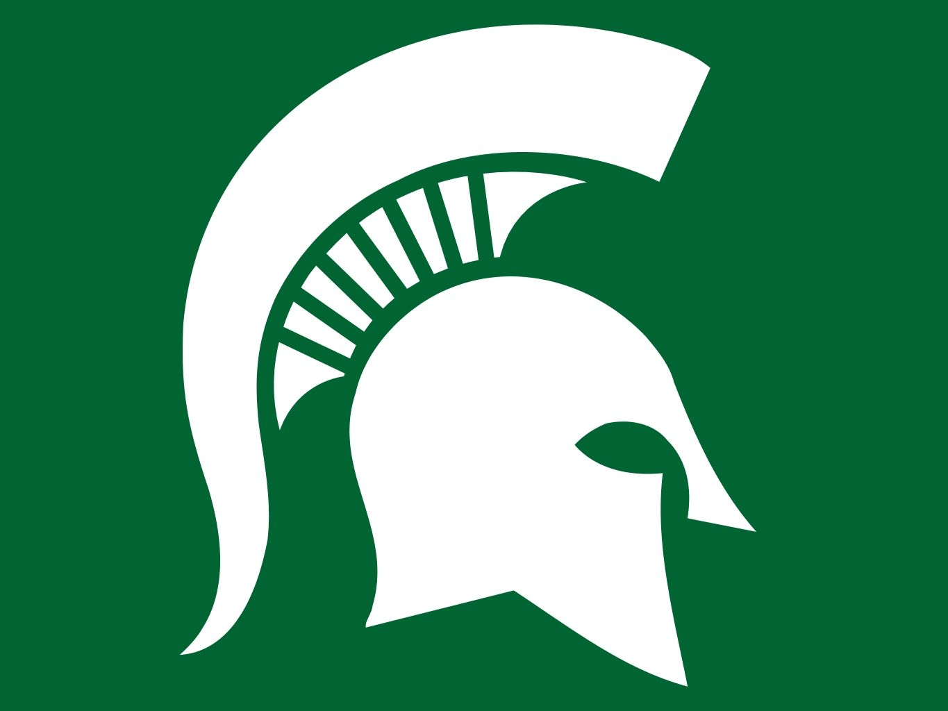 Image result for michigan state spartans logo