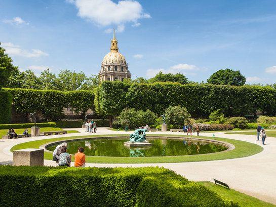 Paris Paris, France grass outdoor tree sky town square reflecting pool park château plaza Garden lawn
