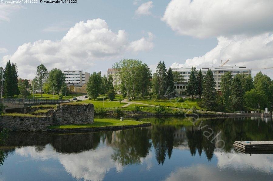 Ämmäkoski, Linnanraunio