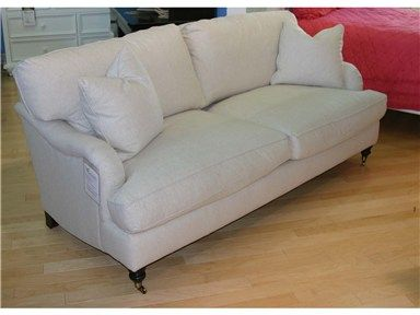 Shop For Goods Furniture Outlet   Charlotte Clearance Sofa By Rowe Fine  Furniture, Brooke,