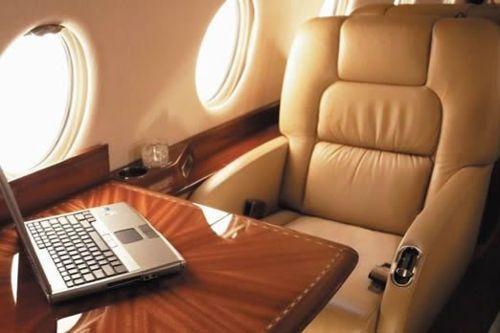Private Jet Comfort