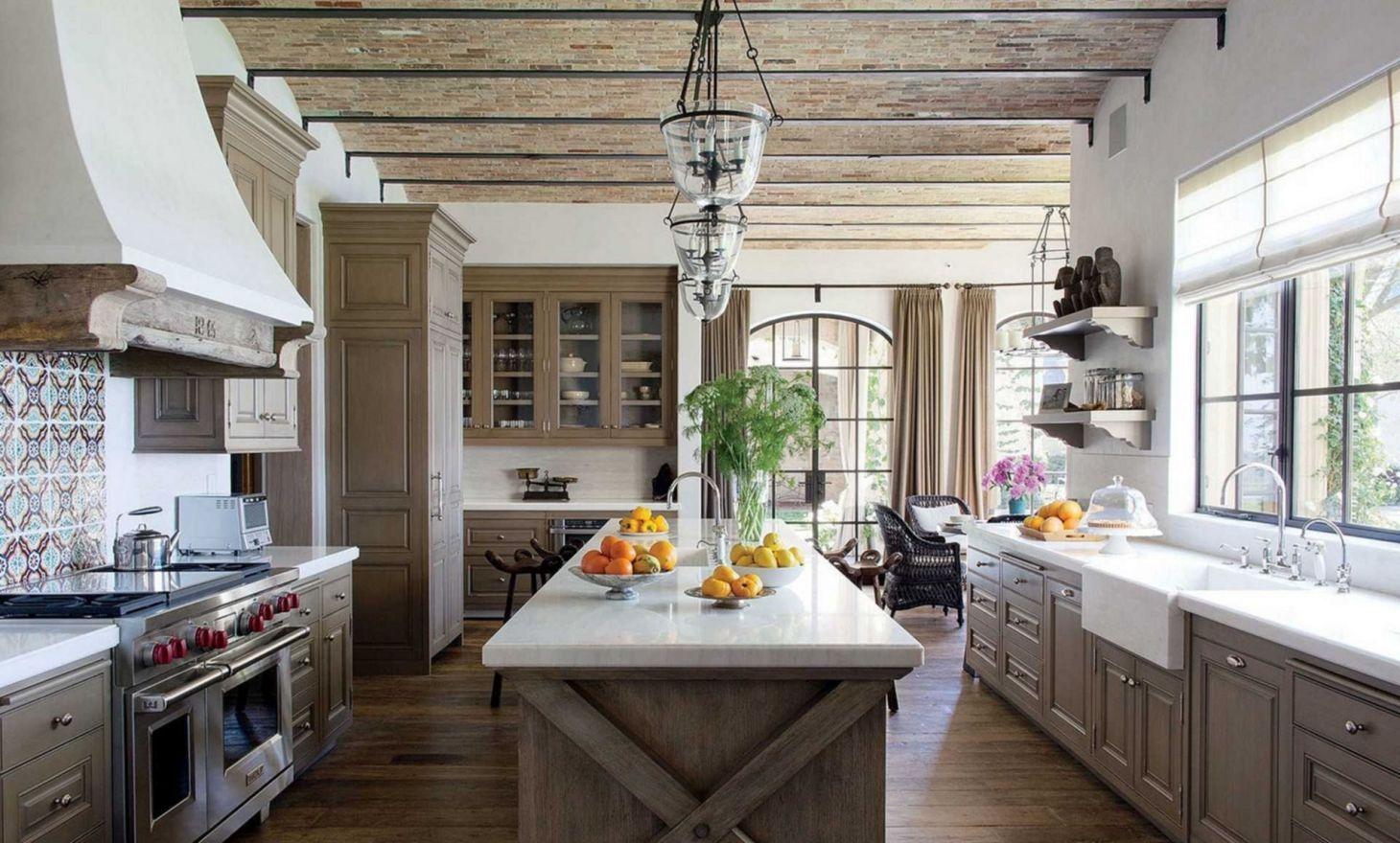20 Best And Beautiful Farmhouse Kitchen Design Kitchen