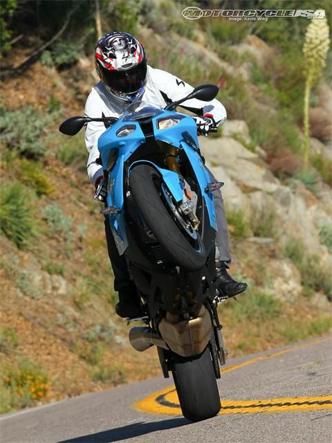 The 2012 BMW S1000RR is still the king of the streets in our Superbike Smackdown IX.