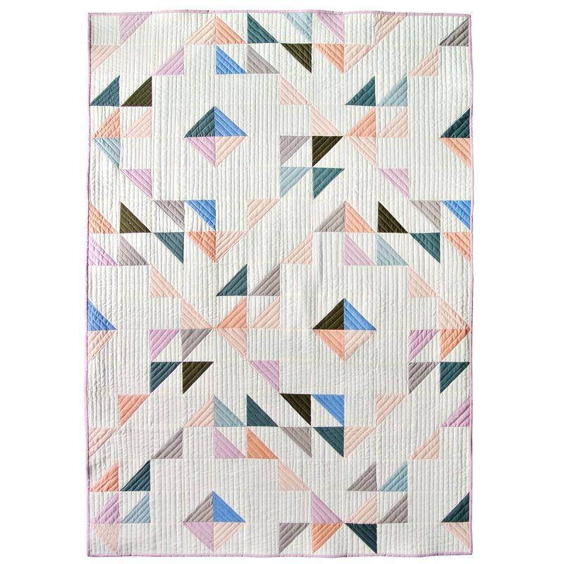Modern quilt patterns for babies