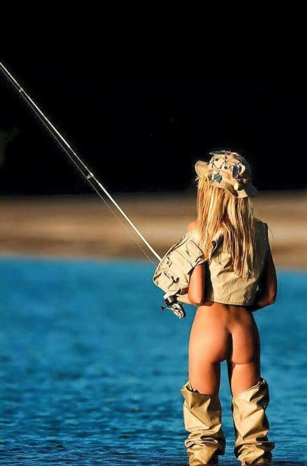 Nudefishing